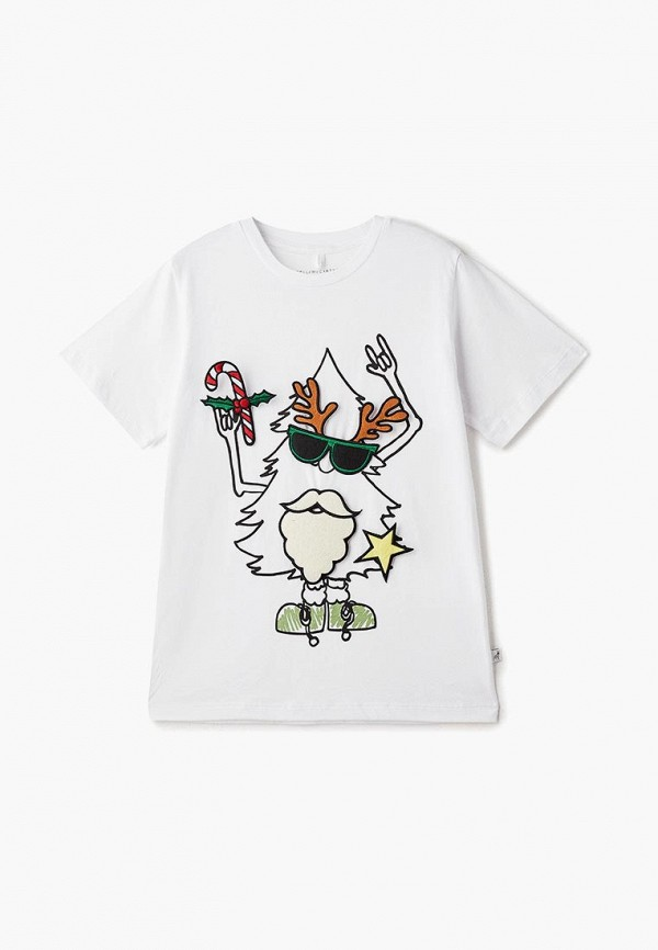 Футболка для мальчика Stella McCartney Kids 519120SLJB6
