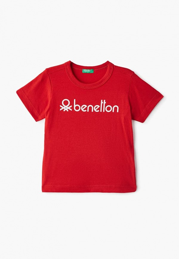 Футболка для мальчика United Colors of Benetton 3I1XC13ZZ