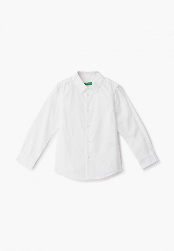Рубашка для мальчика United Colors of Benetton 5DGX5QIS0