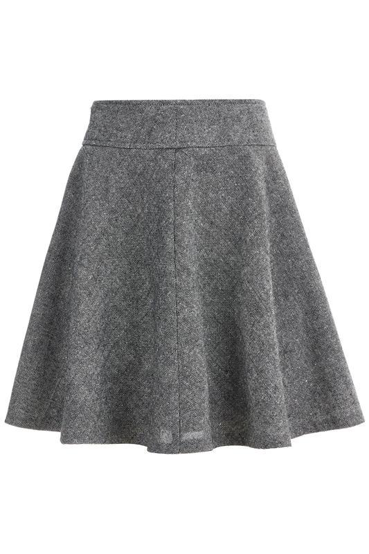 Драповые юбки фото